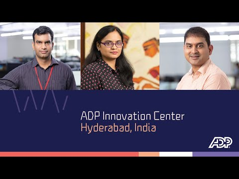 What's it like at our Hyderabad Innovation Center?