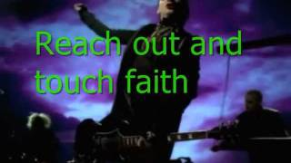 Marilyn Manson- Personal Jesus- Lyrics