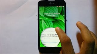 LG Optimus L70: All features