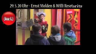 Ho Rugg - Vorschau auf das Konzert Molden - Resetarits @ [ku:L]
