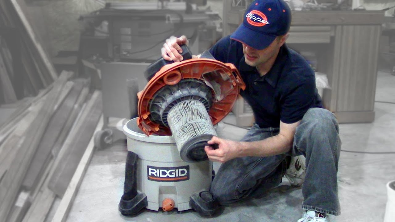 Ridgid Shop Vac Review Must Have Tool 2 Youtube