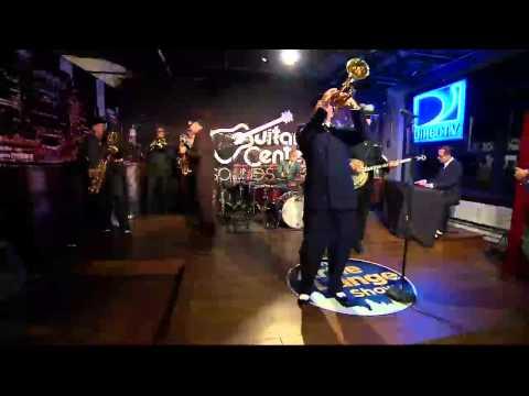 """The Artie Lange Show - """"Big Bad Voodoo Daddy"""" Performs """"Diga Diga Doo"""""""