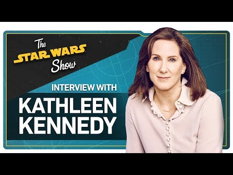Download Youtube: Lucasfilm President Kathleen Kennedy on All Things Star Wars, Kylo Ren in Battlefront II, and More!