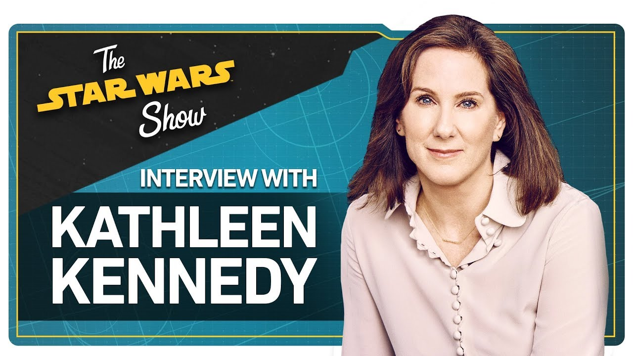 58e9fd1f6160 Lucasfilm President Kathleen Kennedy on All Things Star Wars