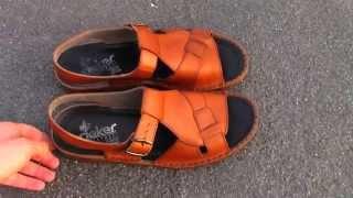 Rieker-Antistress Mens Shoes sandals