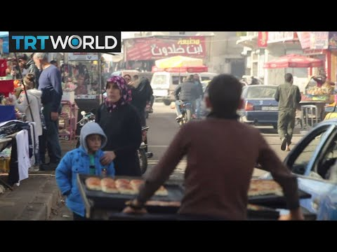 The War in Syria: Life returning to normal in Idlib