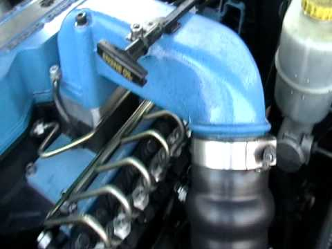 After p-pump conversion - YouTube