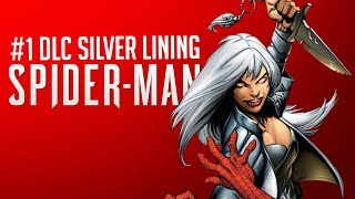 Zagrajmy w Spider-Man 2018 DLC SILVER LINING PL #1 - SILVER SABLE POWRACA! - 1440p