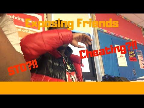 Exposing My Friends at Brockton High School