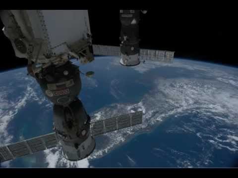 ISS over Eastern United States