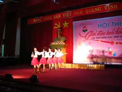 THPT Yên Lạc - Giai điệu tuổi hồng vòng tỉnh - 2010 - P2