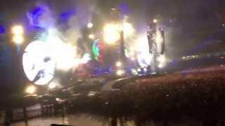 Biggest concert ever!