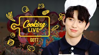 GOT7 - Never Ever While Cooking  • ENG SUB • dingo kdrama