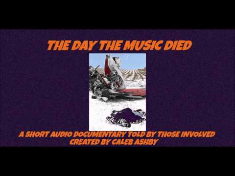 Buddy Holly Plane Crash Described by Band Members