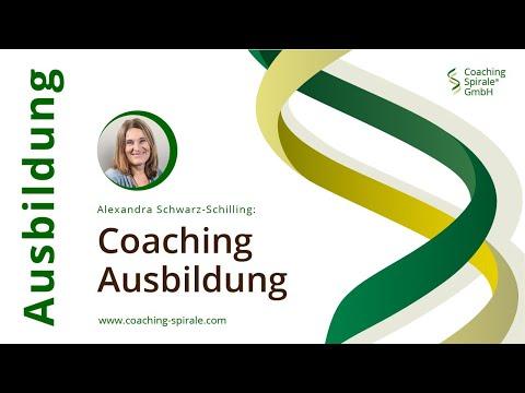 Coaching Ausbildung  Alexandra Schwarz Schilling