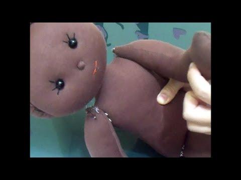 Boneca Negra Com 60 Cm Primeira Parte Youtube