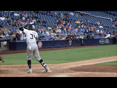 Terriez Fuller, Griffin High School INF/OF (Perfect Game All-American Classic)
