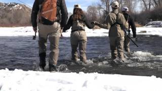 Vail Valley Anglers Winter Fly Fishing