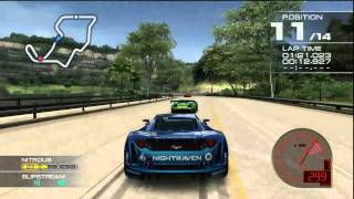 Ridge Racer 7 - Mist Falls - Gameplay (HD)