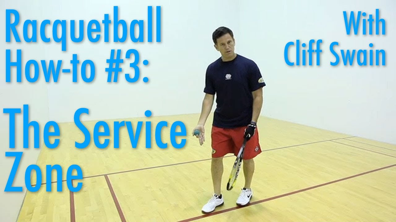 How To Play Racquetball: The Basics - YouTube