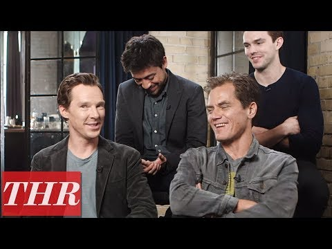Benedict Cumberbatch & Michael Shannon on Edison vs Westinghouse in
