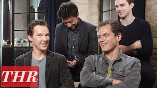 Benedict Cumberbatch & Michael Shannon on Edison vs Westinghouse in 'The Current War' | TIFF 2017