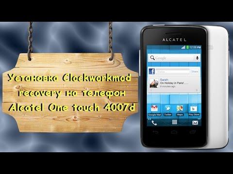 скачать прошивку для Alcatel One Touch 4007d - фото 8