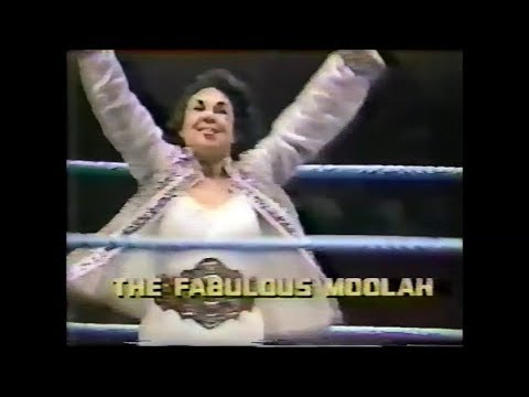 The Fabulous Moolah vs. Penny Mitchell, 8-30-1982