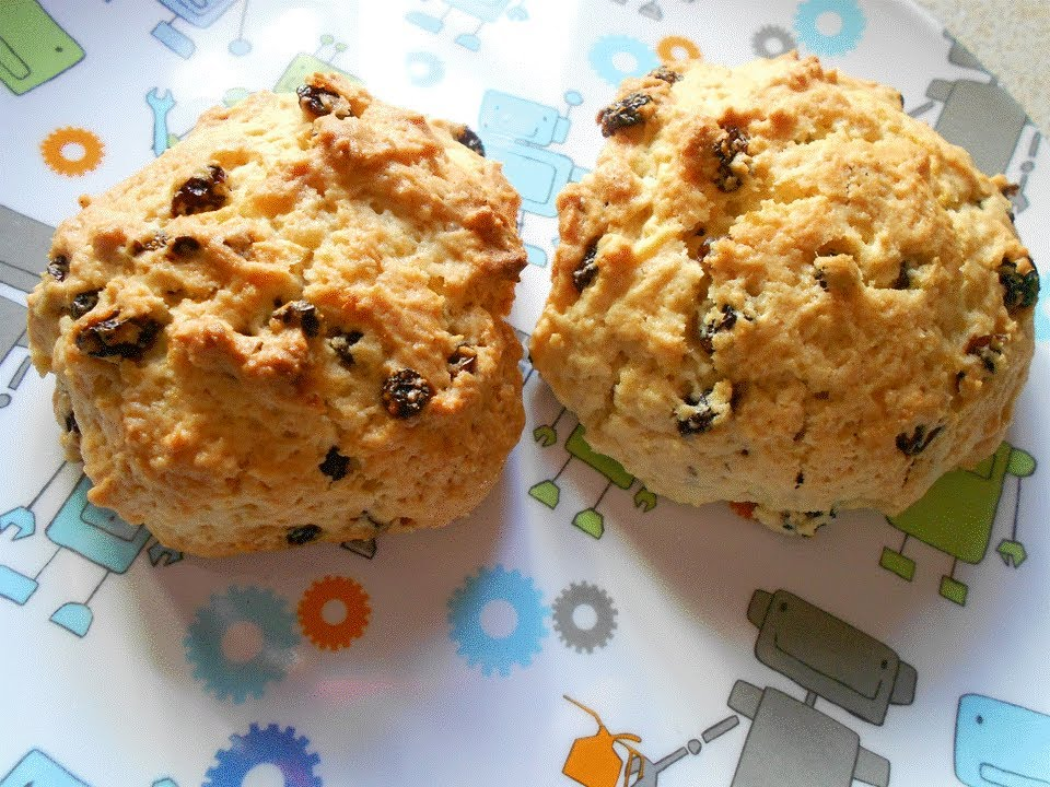 Bajan Rock Cakes Recipe