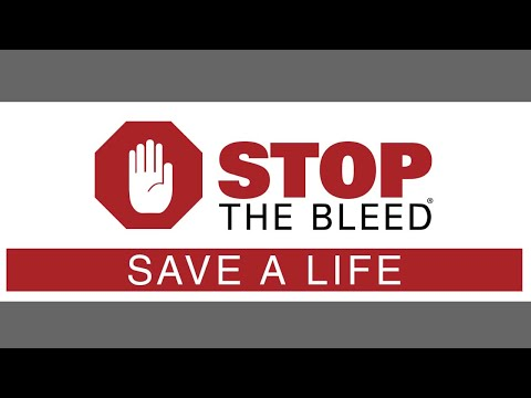 How To Build A Stop The Bleed Kit