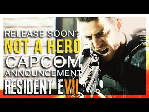 Resident Evil 7 - Not A Hero - CAPCOM ANNOUNCEMENT - New Info Soon