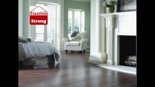 Elastilon Self Adhesive Hardwood Flooring Installation System.wmv
