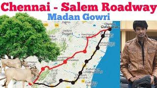 Chennai Salem Roadway   Tamil   Madan Gowri   MG