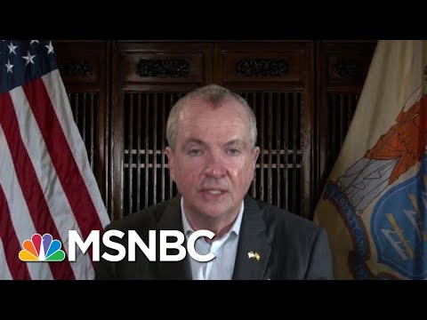 Gov. Murphy To NJ Residents: Stay Home, Stay Away From Others | Morning Joe | MSNBC