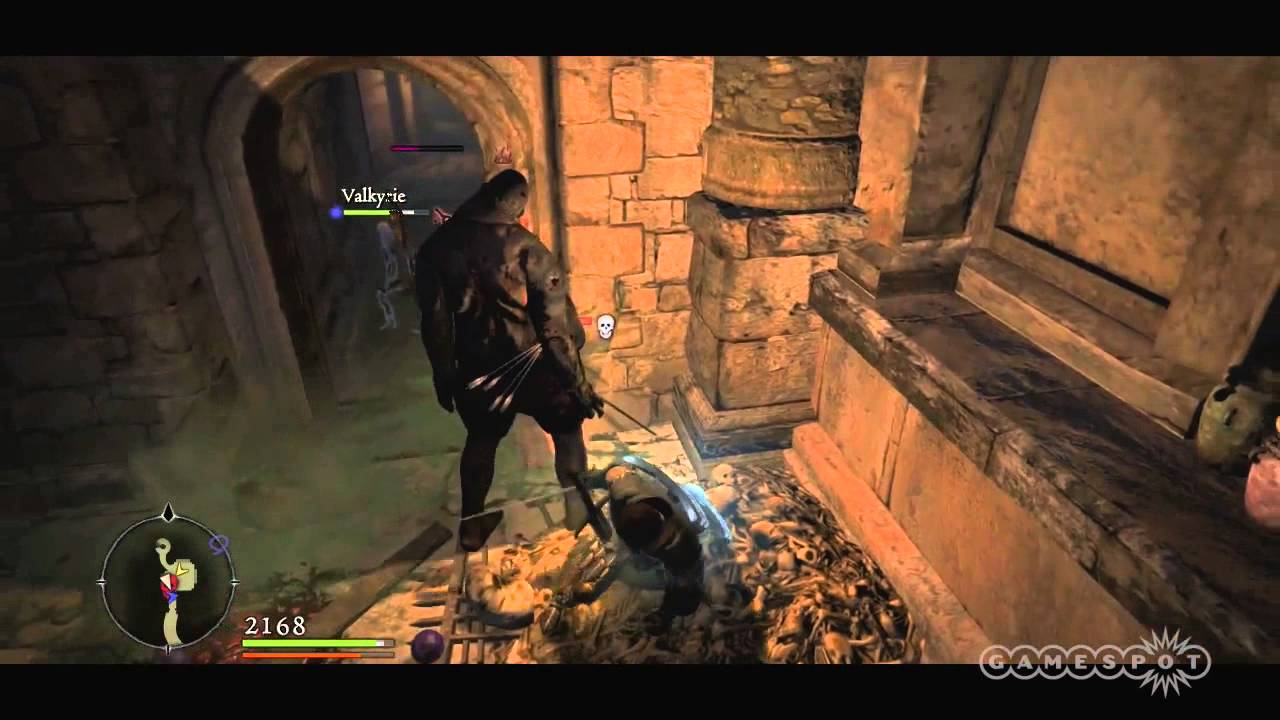 GameSpot Reviews Dragons Dogma Dark Arisen Xbox 360
