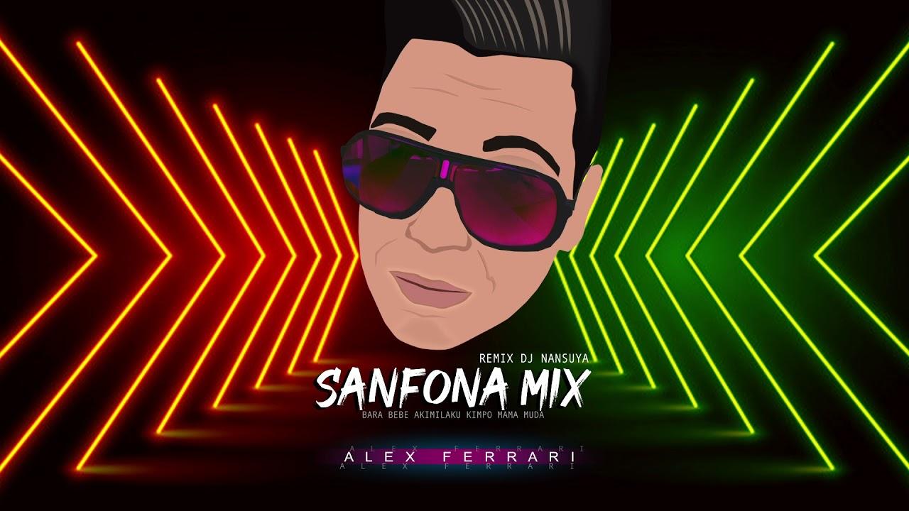 SANFONAMIX Remix @DJ Nansuya 2021 Sanfona mix Bara Bere Akimilaku Kimpo Mama Muda 2022 dj safonamix
