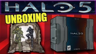 Halo-5-Guardians-Edición-de-Coleccionista-UNBOXING-Limited-Collector-s-Edition