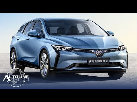 Buick's China EV Gets More Range, Strike In Final Stage? - Autoline Daily 2696