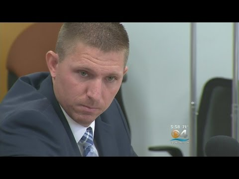 Fired Cop Testifies Over Alleged Racist Texts