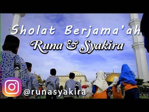 Runa & Syakira - SHOLAT BERJAMAAH [ official music video ]
