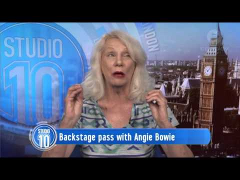 Backstage Pass With Angie Bowie
