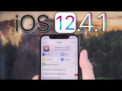 iOS 12.4.1 Jailbreak - ONE more iOS 12 Jailbreak after 12.4?