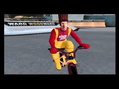 Dave Mirra Freestyle BMX 2 PS2 Gameplay