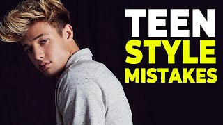 7 BIGGEST Teen Style Mistakes   STOP Doing This!   Alex Costa
