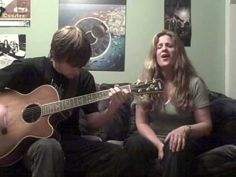"Dee Pepper and Shayne Pepper ""Castles Burnin"" By Neil Young"