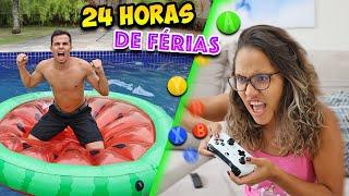 24 HORAS DE FÉRIAS! - (ÉPICO) - KIDS  FUN