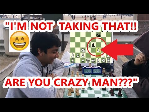 Can't Believe He's A 17 Year Old FIDE Master Rated 2390!!!