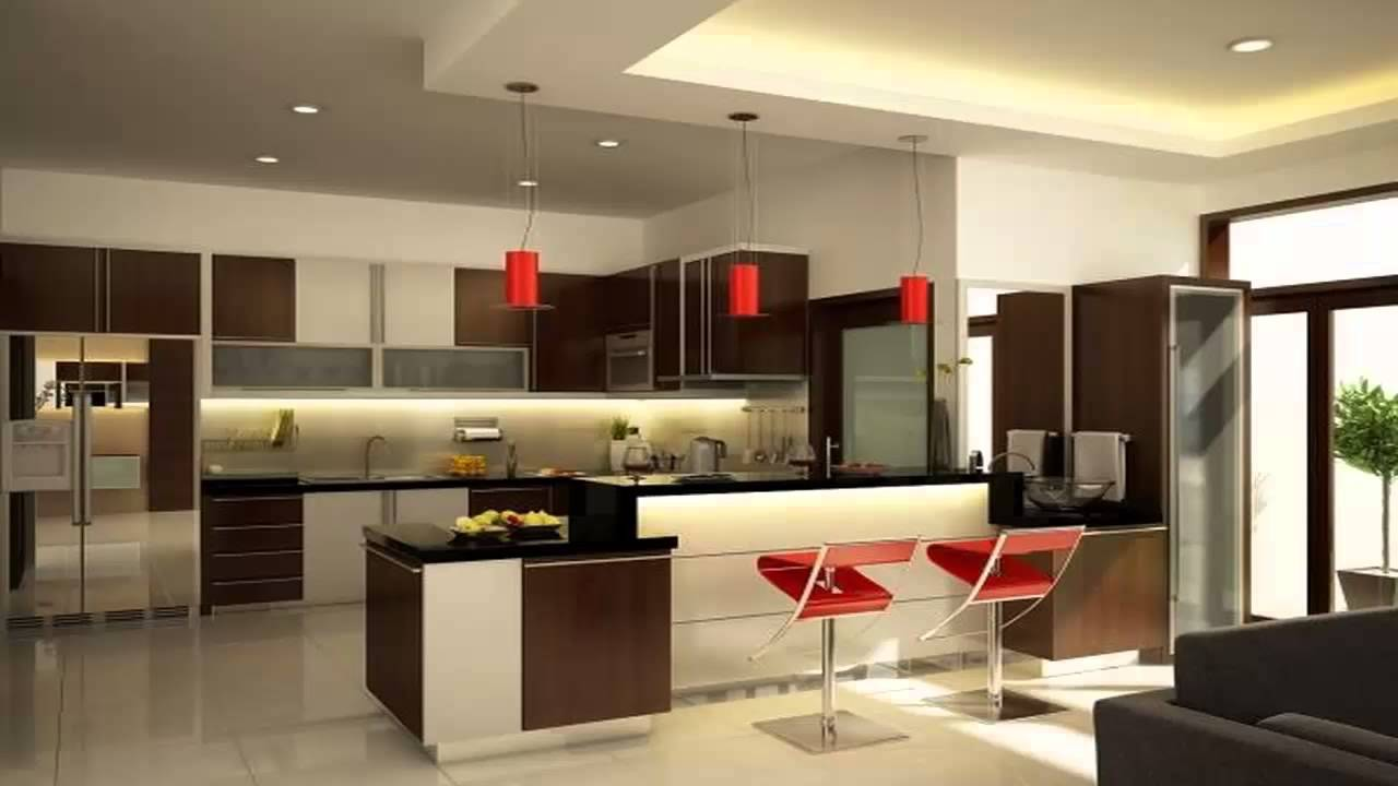 kitchen designs com island lighting lowes ‫تصاميم مطابخ مودرن جديدة 2014‬‎ - youtube