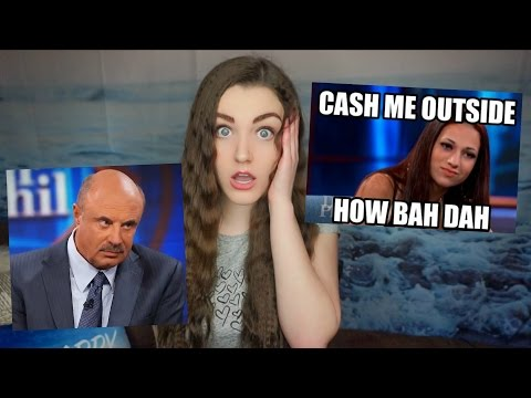CASH ME OUTSIDE GIRL CONSPIRACY THEORIES (Danielle Bregoli & Dr. Phil)
