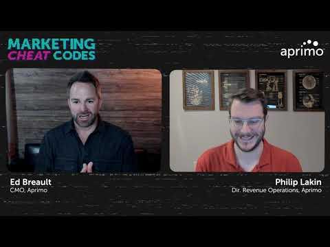Marketing Cheat Codes: Philip Lakin